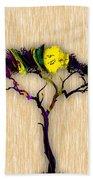 Tree Wall Art. Beach Towel