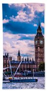 Westminster Beach Towel