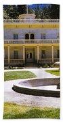 660 Sl Bowers Mansion  Beach Towel