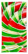 Abstract Pattern Beach Towel