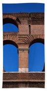 Colosseum Beach Towel
