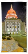 Madison Capitol Beach Towel by Steven Ralser