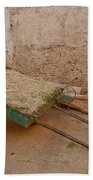 Mud Brick Village Beach Towel