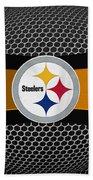 Pittsburgh Steelers Beach Towel
