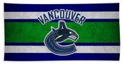 Vancouver Canucks Beach Towel