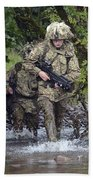 Welsh Guards Training Beach Sheet