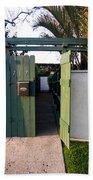 717 Gate Open Coronado California Beach Towel