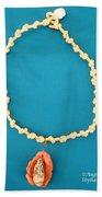 Aphrodite Gamelioi Necklace Beach Towel