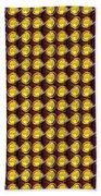 Diy Template Jewels Diamonds Pattern Graphic Sparkle Multipurpose Art Beach Towel