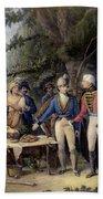 Francis Marion (1732?-1795) Beach Sheet