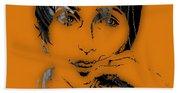Joan Baez Collection Beach Sheet