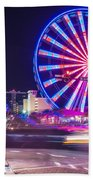 Myrtle Beach South Carolina Beach Towel
