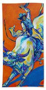 8 Second Insanity Beach Towel