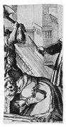 Sir Thomas More (1478-1535) Beach Towel