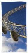 The London Eye Beach Towel