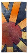 Untitled Beach Towel by Tanya Hamell