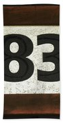 #83 Beach Towel