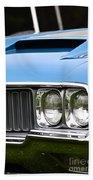 60's Oldsmobile 442 Beach Towel