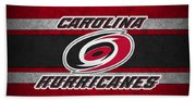 Carolina Hurricanes Beach Towel