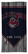 Cleveland Indians Beach Towel