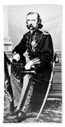 George Custer (1839-1876) Beach Sheet