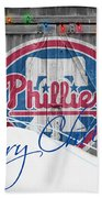 Philadelphia Phillies Beach Towel