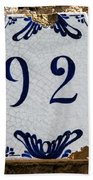 92 Beach Towel