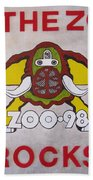 98.the Zoo Rocks Beach Sheet