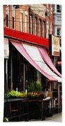 9th Street Italian Market Philadelphia Beach Towel