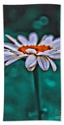 A Flower For You Beach Towel