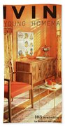 A Living Room With Furniture By Mt Airy Chair Beach Towel