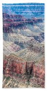 A Look Into The Grand Canyon  Beach Towel