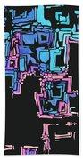 A Maze Zing - 01c01 Beach Towel