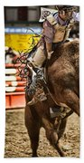 A Night At The Rodeo V6 Beach Towel