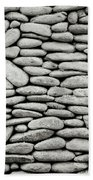 A Plant In The Wall Beach Towel
