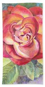 A Rose For Mom Beach Towel