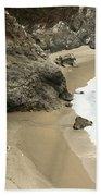 A Secret Place Beach Towel