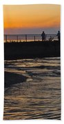 A Time To Reflect Beach Towel