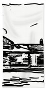 A Winter Dream 3 Beach Towel