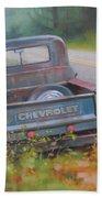 Abandoned Chevy Beach Sheet