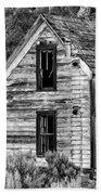 Abandoned Farmhouse - Alstown - Washington - May 2013 Beach Towel