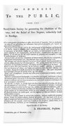 Abolition, 1789 Beach Towel