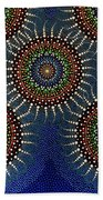 Aboriginal Inspirations 16 Beach Towel