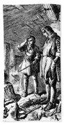 Abraham Darby (1678-1717) Beach Towel