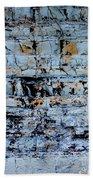 Abstract 01b Beach Towel