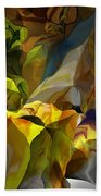 Abstract 042113 Beach Towel