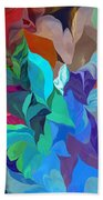 Abstract 062713 Beach Towel