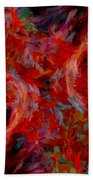 Abstract Series 08 Beach Towel