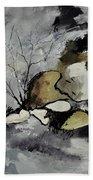 Abstract 1189963 Beach Towel