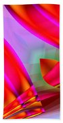 Abstract 134 Beach Towel